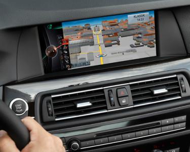 Panel de indicaciones para el conductor - Foto BMW
