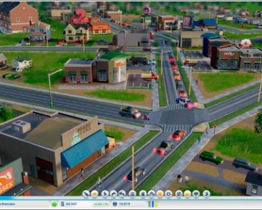 Northenden / SimCity