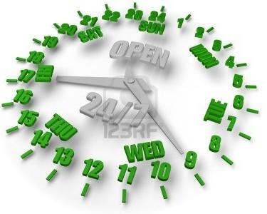6411136-reloj-de-la-semana-tiempo-abierto-24-horas-y-7-dias-alrededor-del-reloj-servicio-sin-interrupciones