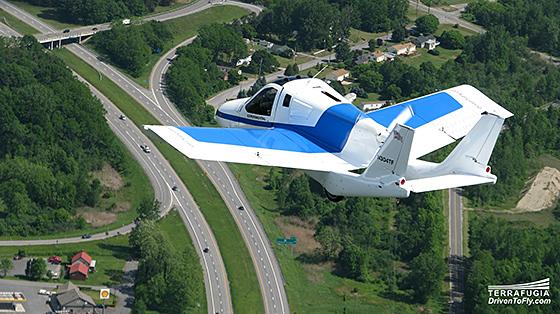 Ford Dealership Kansas City >> Coches que vuelan: el futuro ya esta aqui | Te lo Envío ...