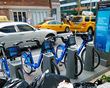 Citi Bike en Nueva York / (CC) Mike Licht @ Flickr
