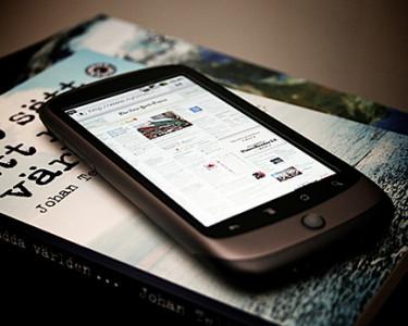 Navegador web móvil