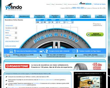 Yofindo-web