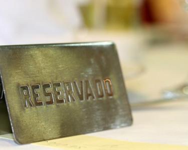 reservar online un restaurante
