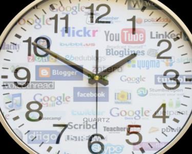 Horarios publicación redes sociales