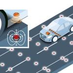 Volvo / Autopista con imanes