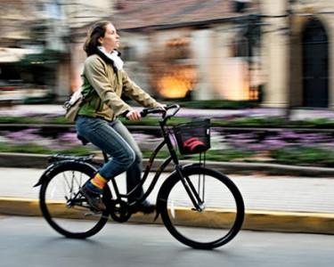 bicicleta movilidad sostenible