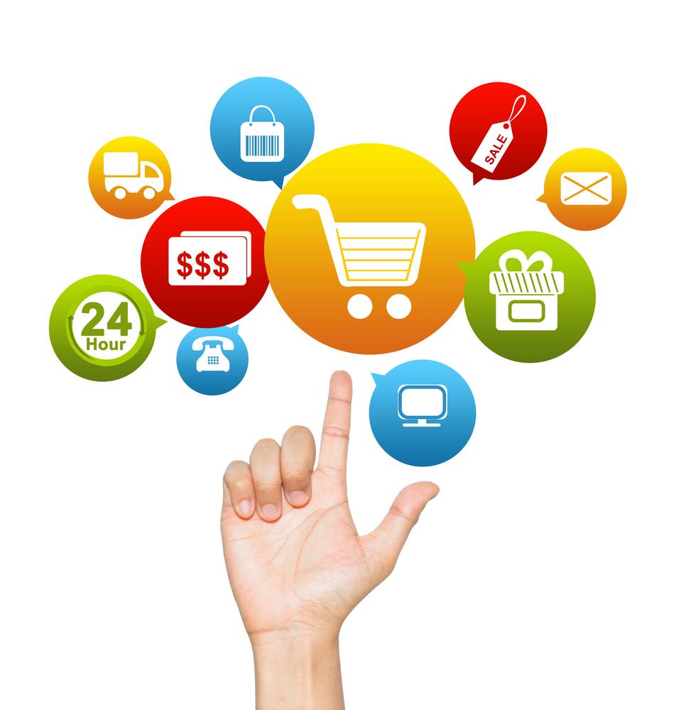 Infograf a h bitos de compra online te lo env o por seur for Compra de vajillas online