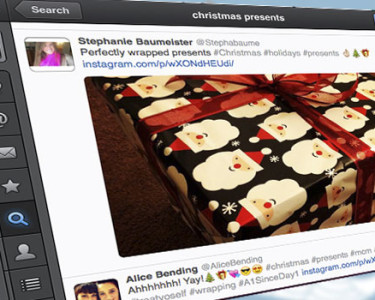 Compras navideñas en Twitter (CC)-by Alvy