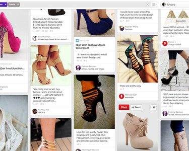 Pinterest: shoes