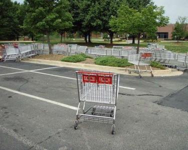 carritos de la compra abandonados