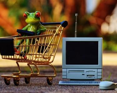 navegación tienda online