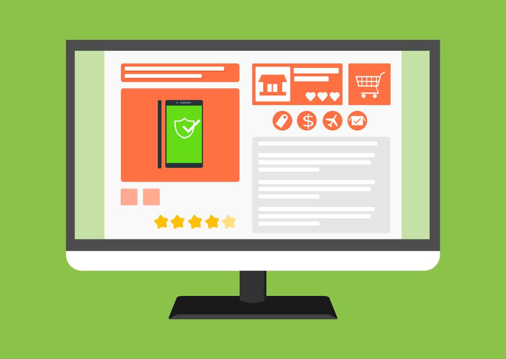 eCommerce (CC0) JuralMin @ https://pixabay.com/es/e-commerce-tienda-online-web-1606962/