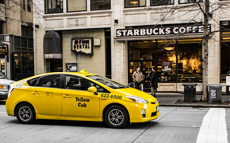 Yellow Cab (CC) Joe A. Kunzler @ Flickr