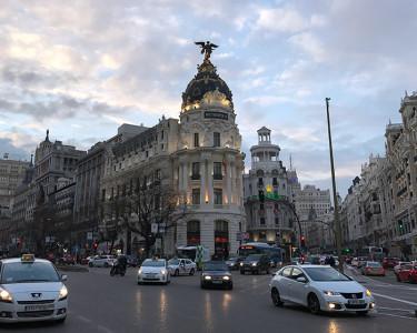 Metrópoli / Gran Vía Madrid (CC) Alvy
