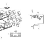 IBM / In flight transfer of packages between aerial drones