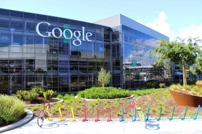 Sede de Google en Silicon Valley (California)