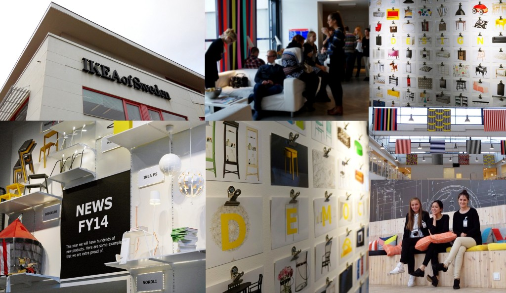 Sede central de IKEA (Estocolmo)