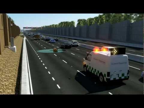 Los accesos automáticos a las autopistas, ¿el fin de los atascos?