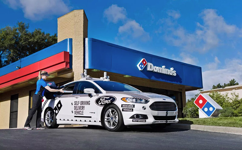 Dominos-Ford