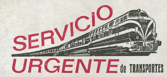 El primer servicio de SEUR era en el tren Madrid-Barcelona
