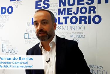 Fernando Barrios, Director Comercial de SEUR Internacional