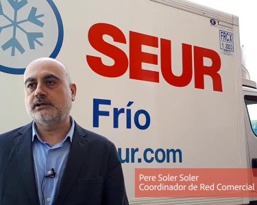 Pere Soler y SEUR Frío