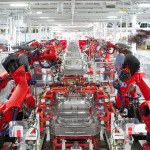 Tesla-Robots