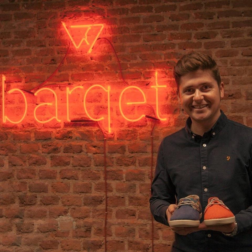 Rafa Gómez, co-fundador de Barqet
