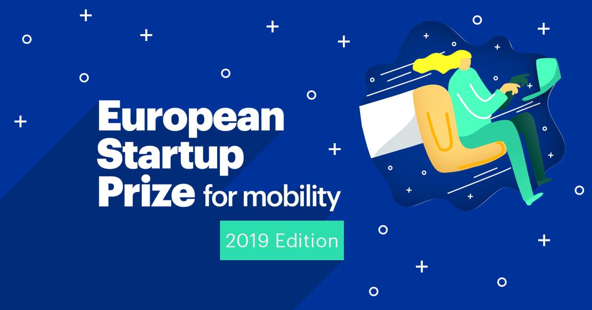 Arranca el European Startup Prize for Mobility