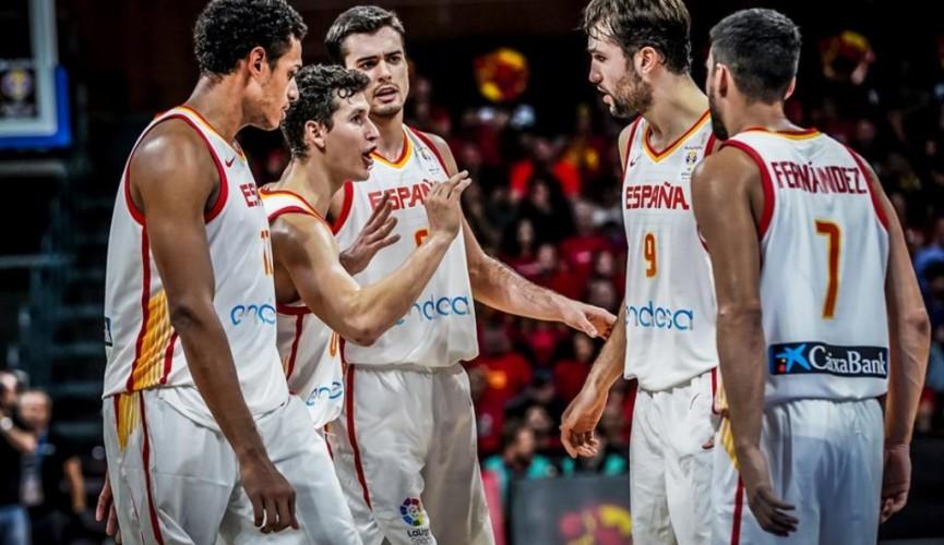 España estará en el Mundial 2019 2