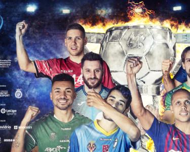 Cartel Copa de España LNFS