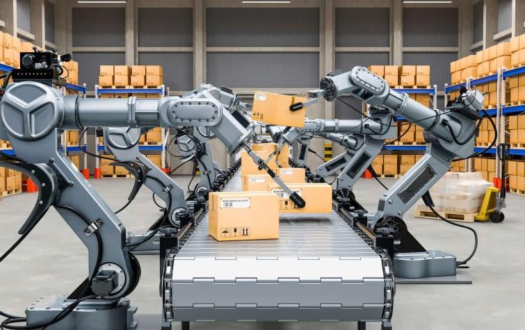 Automatización en la logística