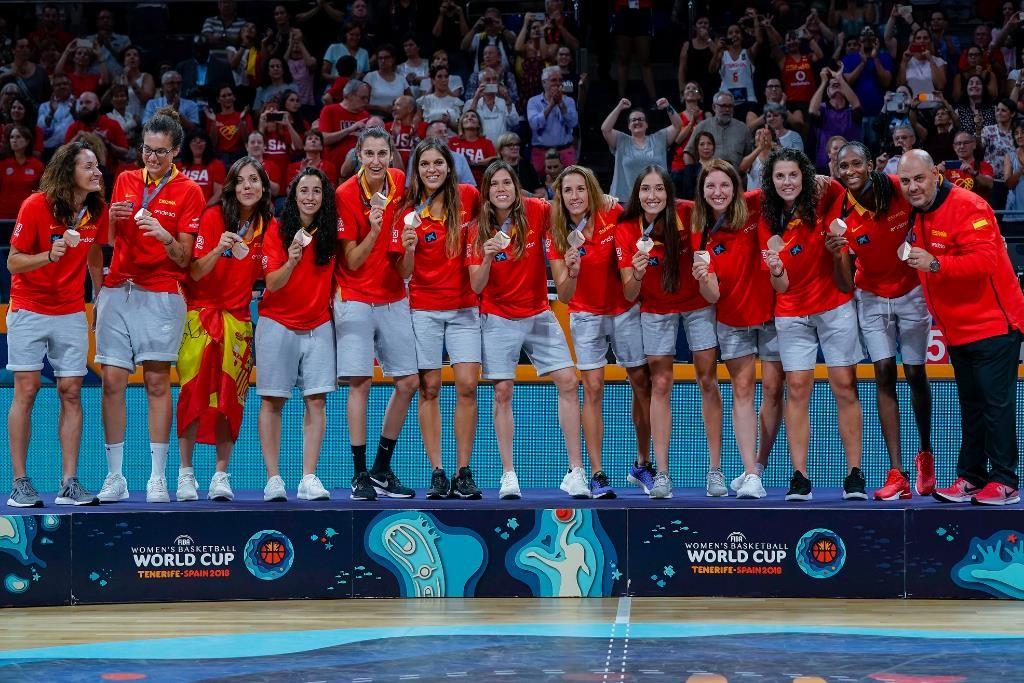 Mundial femenino Tenerife