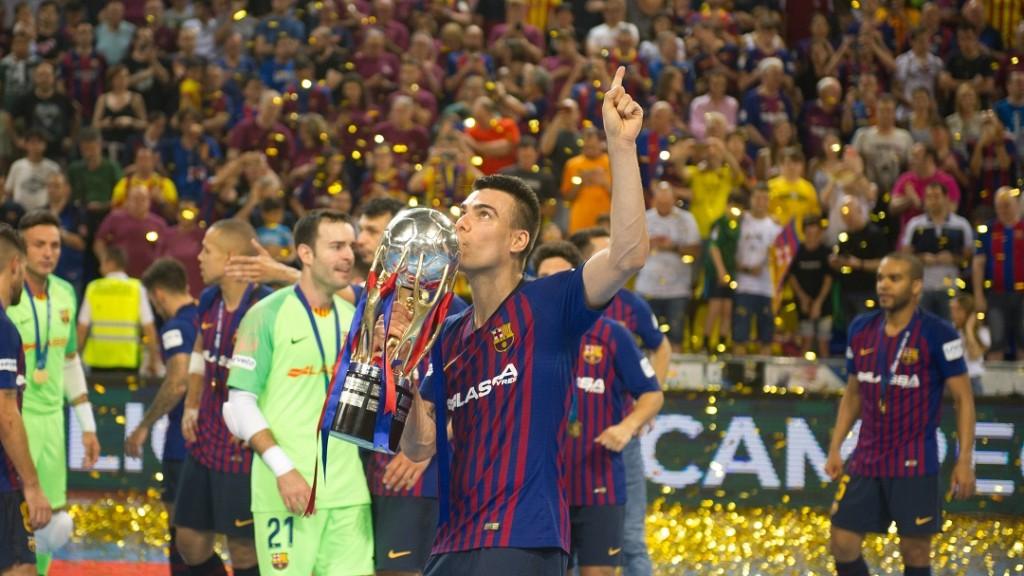 La Reconquista del Barça Lassa 2