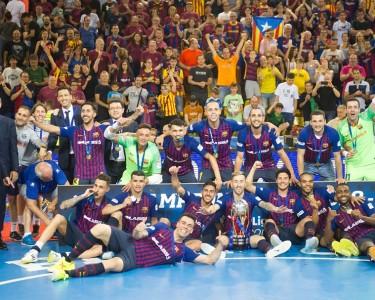 La Reconquista del Barça Lassa