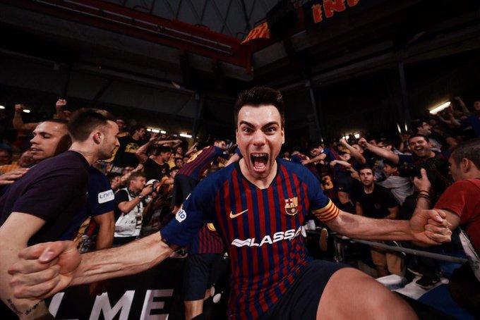 Sergio Lozano, del Barça Lassa