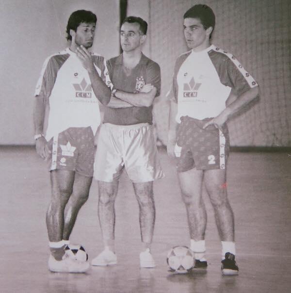 La Tierra Santa del Futsal - 1